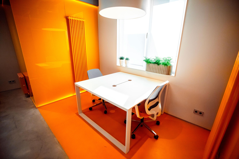 Orange Space 2